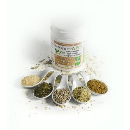 protéine vegetale bio