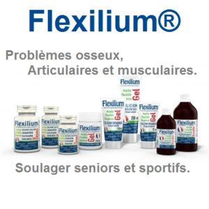 Silicium organique Flexilium® – os, cartilage, tendons…