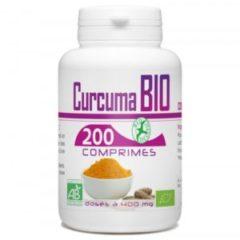 Curcuma Bio – votre partenaire bien-être – 200 comprimés