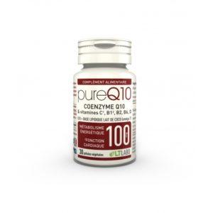 Q10 PLUS – coenzyme Q10 fort dosage – 30 gélules végétales