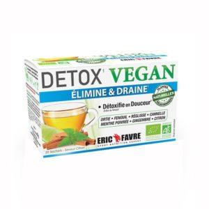 detox vegan et bio